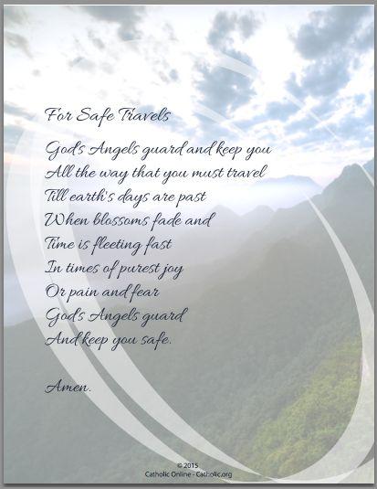 for_safe_travels
