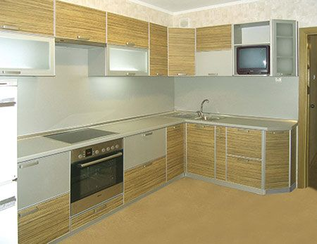 Кухня Валенсия — Фабрика мебели «Новые кухни»