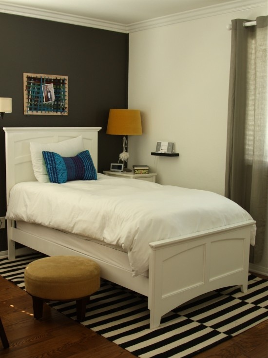 Small Guest Bedroom Design For The Home Pinterest
