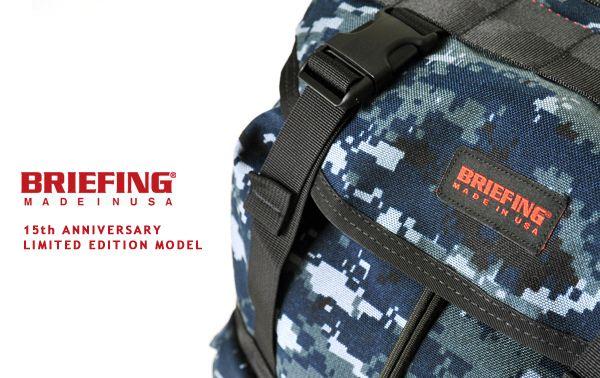 【楽天市場】ブランド別 > 【B】 > BRIEFING*ブリーフィング > NAVY DIGITAL CAMO 15th Anniversary Limited Model:Crouka LR(クローカ エルアール)