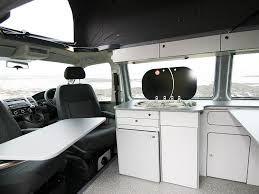 Image result for vw transporter campervan t6 white