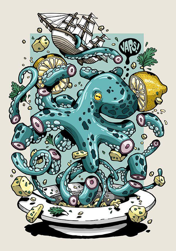 Plateia.co #ValoralaDiversidad #CreatividadsinLimites #PlateiaColombia #ilustracion #illustration Explò 2015 #4 on Behance