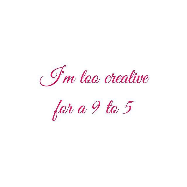 Morning!! Have you ever felt this way? Where would your creativity take you? #Mood #WeFuhTellYuh #FemmeFuhtaleLive #Creativity #Career  #Author #Director #Music #Dance #Art #Lifestyle #Actor #Entertainment #Travel #Branding #Journey #Freelance #Photographer #Model #Writer #Chef #EventPlanner #eventprofsuk #eventprofs #meetingplanner #meetingplanner #meetingprofs #inspiration #popular #trending #eventplanning #eventdesign #eventplanners #eventdecor #eventstyling #micefx #meeting #planners…