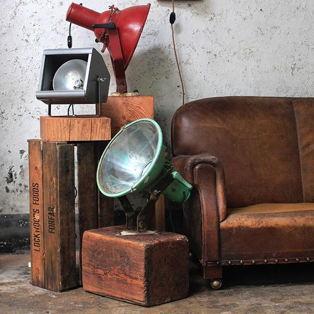 Upcycling made marvelous out of the discarded. #upcycle #upcycled #scaramanga #make #salvage #interiors #industrialinterior #interiorinspo
