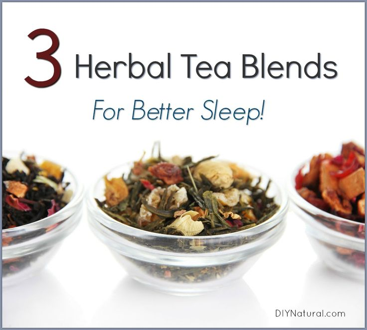 Herbal Tea for Sleep Remedies