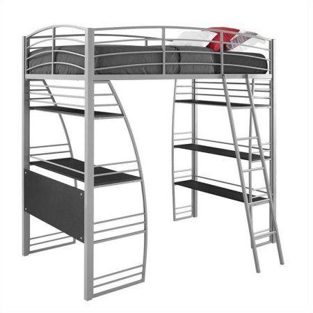 best 25 loft bunk beds ideas on pinterest loft bed diy plans low bunk beds and built in bunkbeds. Black Bedroom Furniture Sets. Home Design Ideas