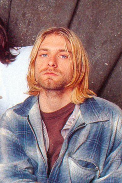 Kurt Cobain, Seattle, 1993