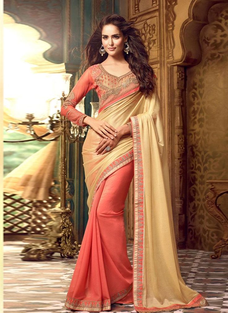 Latest Designer Saree Online Shopping in India. Contact us: +91 9824678889 Email id: sales@manjaree.in