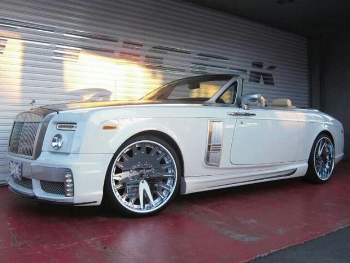 Rolls Royce Phantom Drophead Coup 233 Rides Pinterest