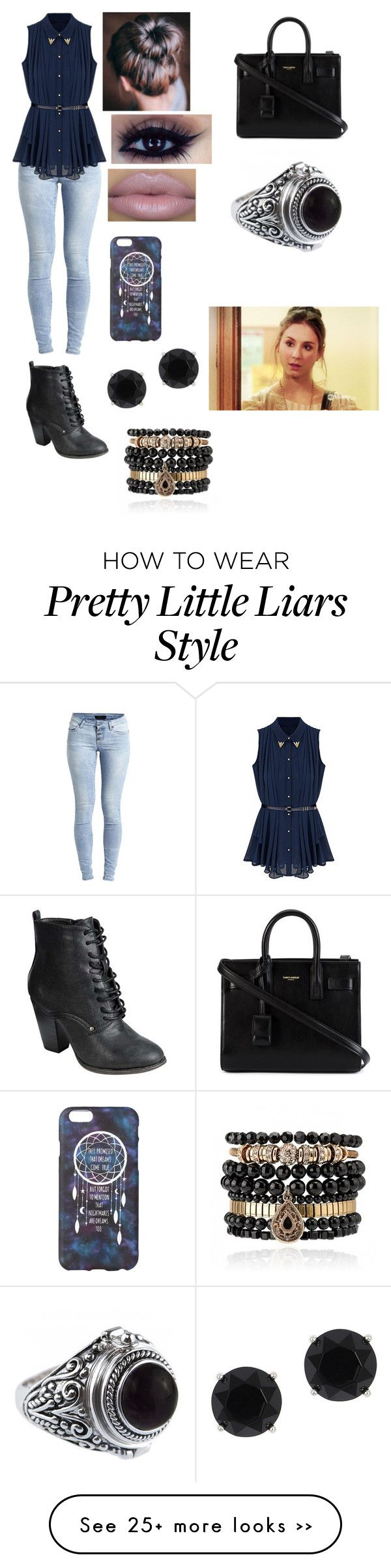 """Spencer Hastings~ PLL"" by ddrocks77 on Polyvore"