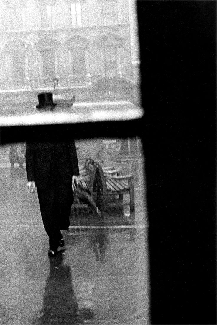 Sergio Larrain: London, 1958-59