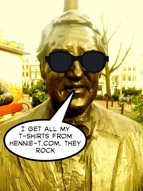 Hennie-T Rocks...