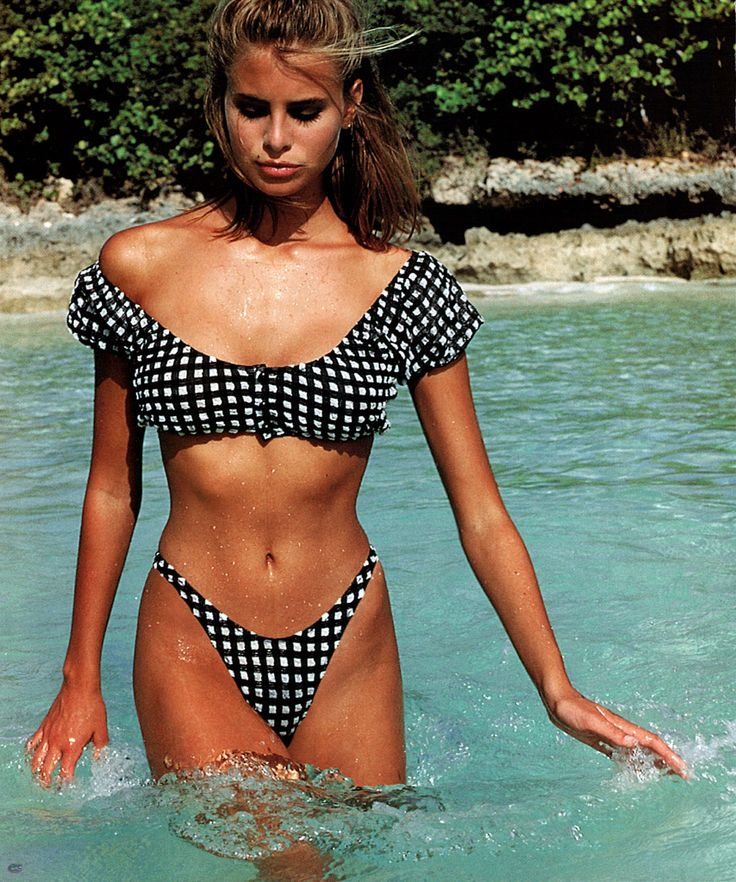 I'd wear… Niki Taylor looking awesome.