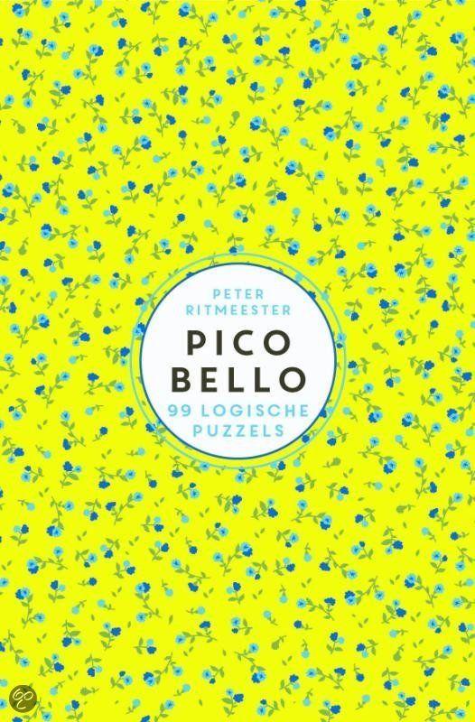 Pico Bello - 99 logische puzzels