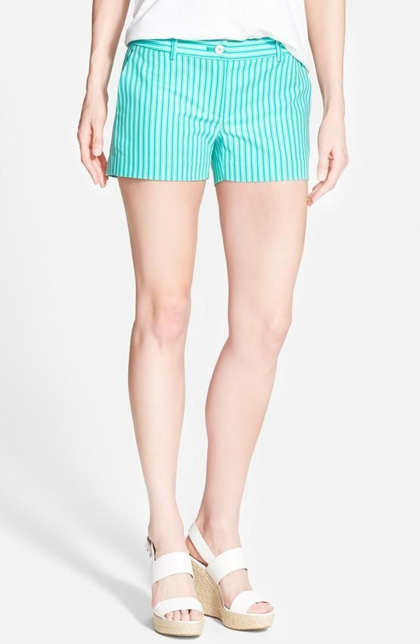 Stripe Mini Shorts Exclusive collection, In stock: $31.27 · Mini  ShortsMichael Kors ...