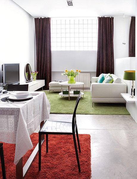 Ambientes di fanos casas di fanas pequenas pocos for Decorar casa 45 m2