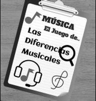 El Juego de las Diferencias Musicales