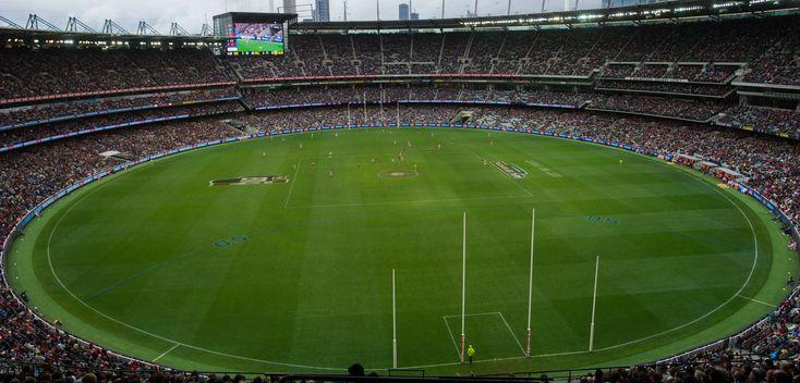 Melbourne Cricket Ground - Carton vs. St Kilda