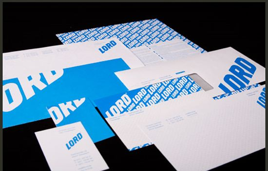 Creative Examples of Letterhead design