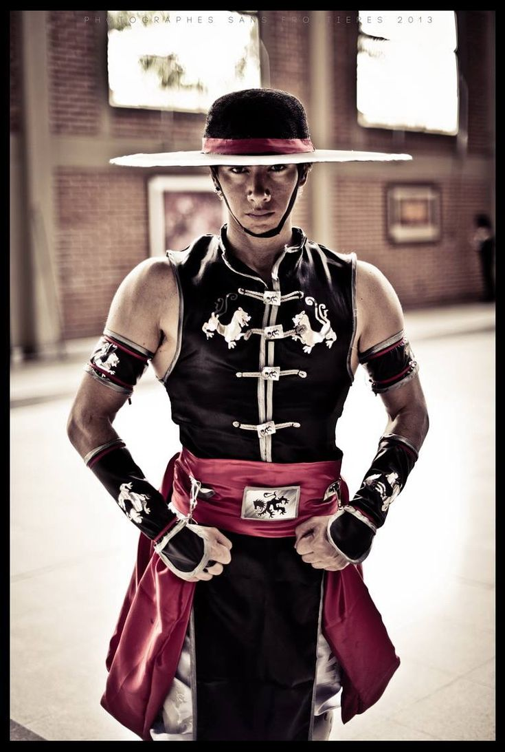 Kung Lao (from Mortal Kombat)
