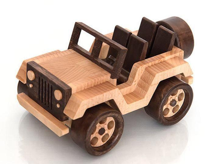 Frostyycrafts Wooden Toy Car Jeep Wrangler Xl Etsy In 2021 Wooden Toys Wooden Toy Cars Wooden Toy Car