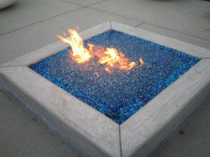 Glass Fires