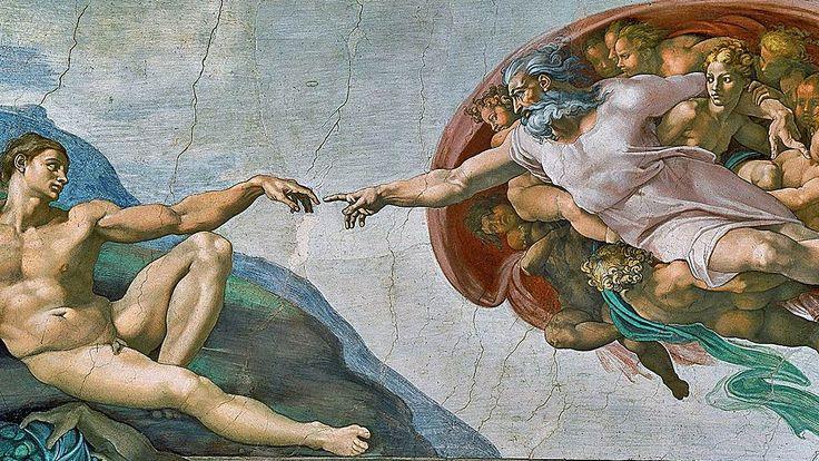 origen del hombre creacionismo