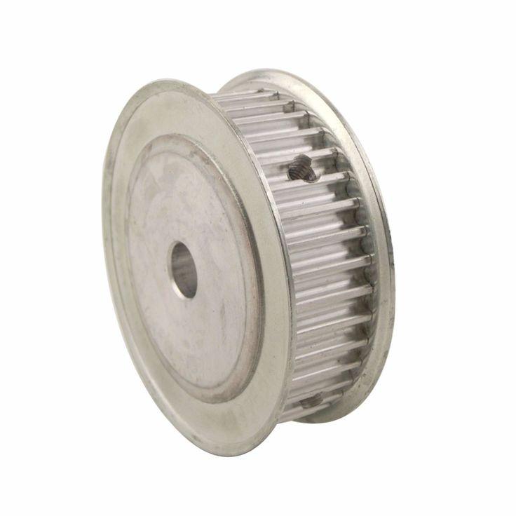 5m type aluminum alloy 10mm inner bore 60 teeth 21mm belt