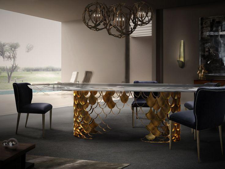Fabulous Hochwertige M bel Designer M bel Messing Beistelltisch Modernes Design Minimalismus Design Minimalist
