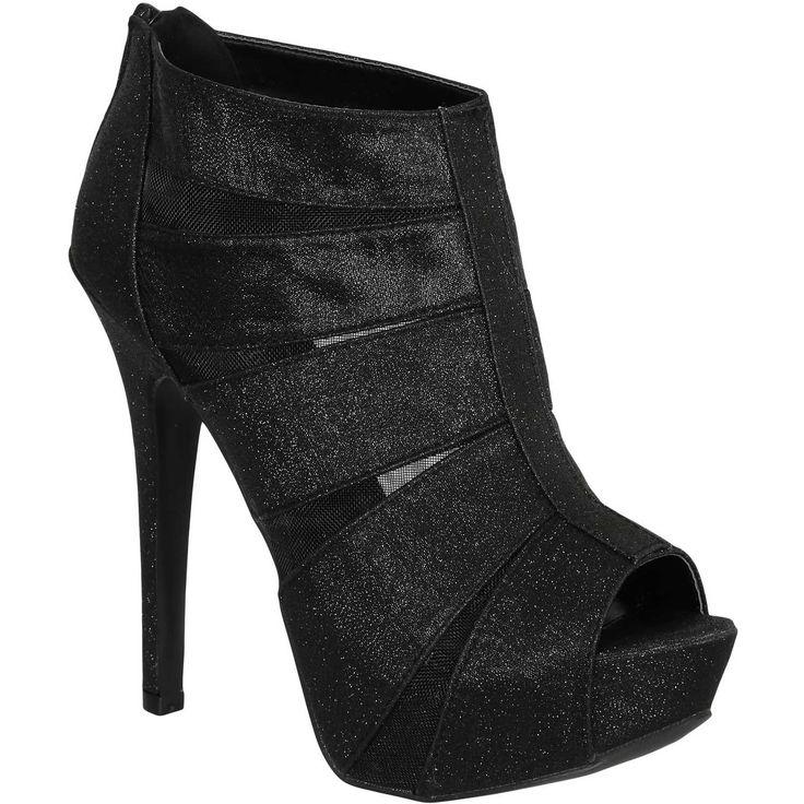 Calzado de Mujer Platanitos fp cori04 Negro | platanitos.com
