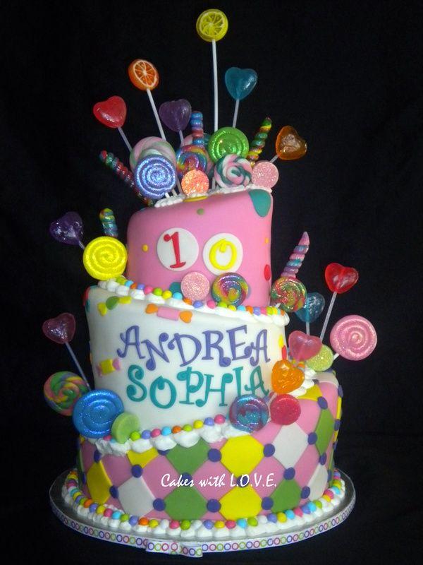 Helen Bakes Cakes Birthday