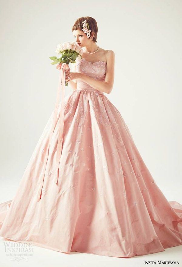 Keita Maruyama Wedding Dresses | Wedding Inspirasi