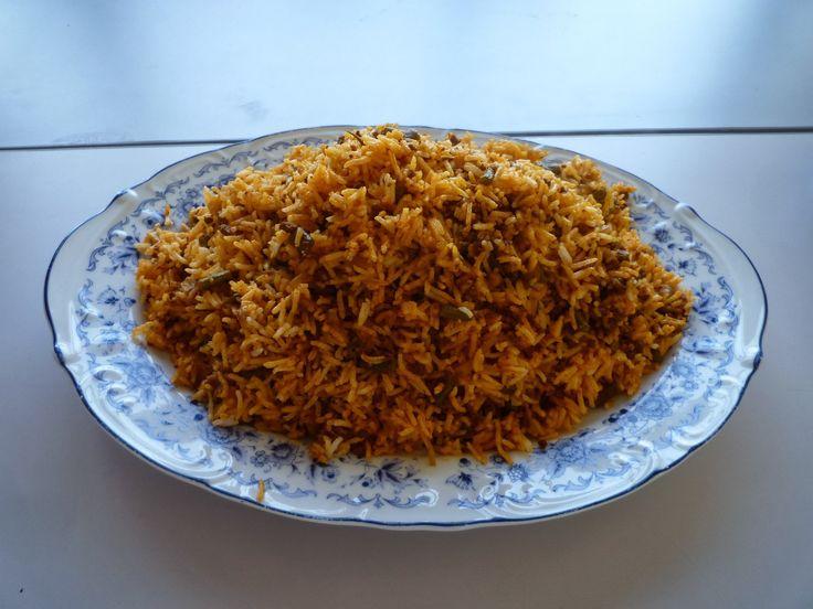 Kifa-Kodaira: 世界の料理2013.11.15イラン家庭料理レシピ