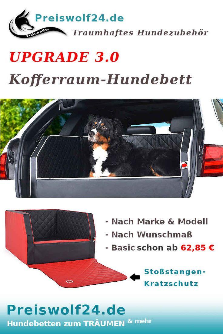 Neu! Kofferraum-#Hundebett #Auto-Bett 3.0 Schutz für #Hunde und Auto #Hundeplatz Basic schon ab 62,85 € in meinem Shop ➡ www.Preiswolf24.de erhältlich Ein Teil der Einnahmen geht an die Hunde in Not von <3 hundehilferumaenien.com #Autotuning #Kofferraum #Schutz