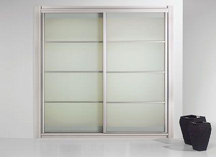 M s de 1000 ideas sobre puertas armarios empotrados en for Sistema puertas correderas ikea