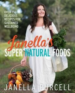 Janella Purcell, author of Janella's Super Natural Foods, answers Ten Terrifying Questions | Booktopia - A Book Bloggers' Paradise - The No. 1 Book Blog for Australia