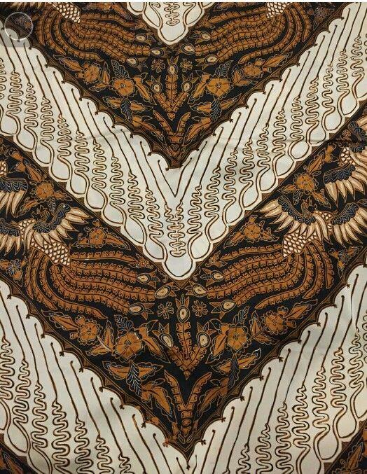 Batik Iwan Tirta: parang sawung galing