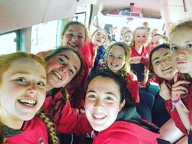 Wonderful news!! Minors beat Newbridge 3-1 in the cup! Quarter finals here we come!#hsdgirlshockey #hsd