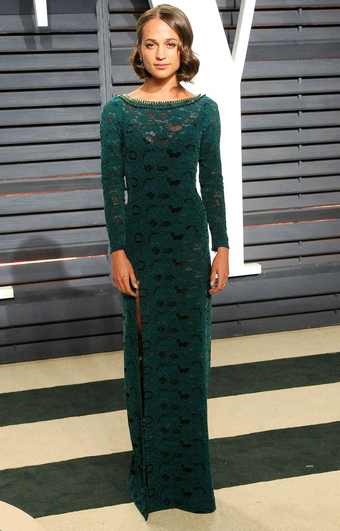 102 Awesome Oscars Weekend Outfits You Didn't See - but Can't Miss - Alicia Vikander
