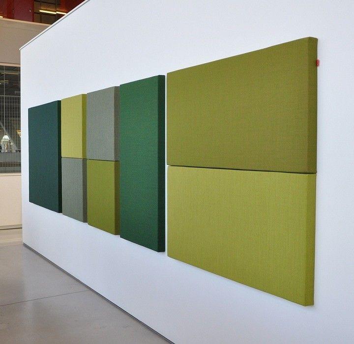 DriVK (Product) - Acoustipanels, akoestische wandpanelen - architectenweb.nl