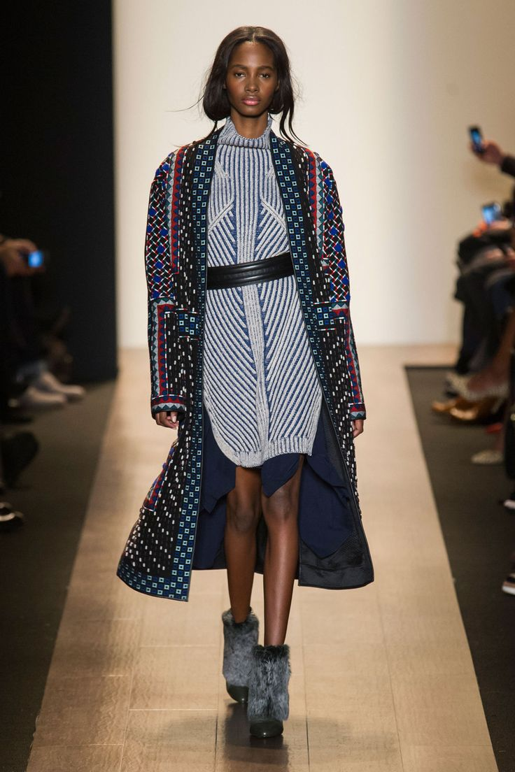 BCBG Max Azria // New York Fashion Week Fall 2015 // Stylebistro.com