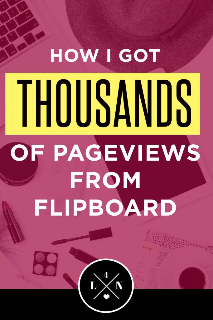 How to Score Thousands of Blog Pageviews Using Flipboard. Blogging tip for getting traffic to your blog or website. How to get followers.