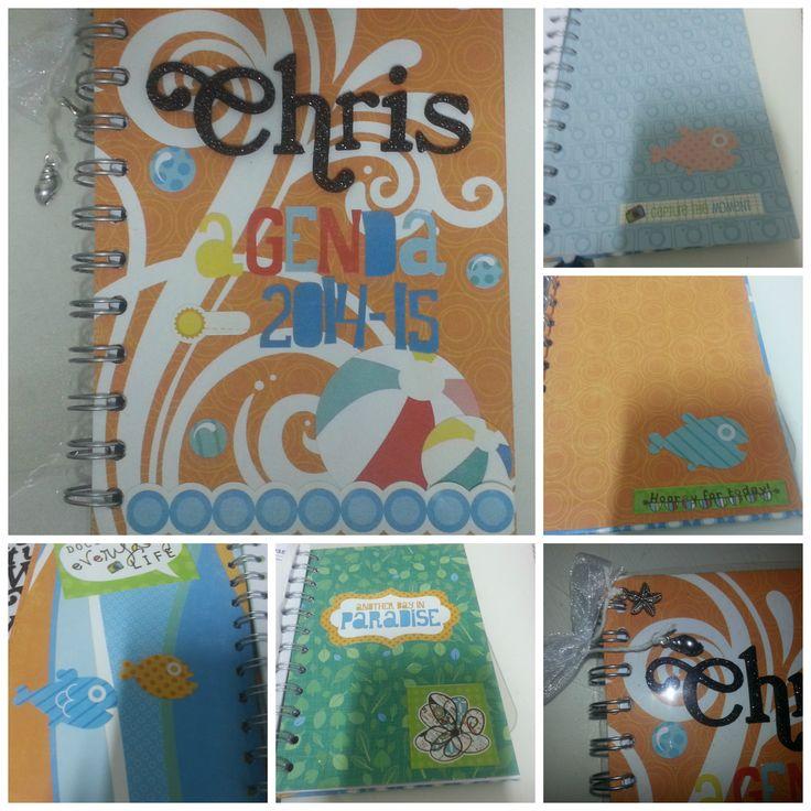 Agenda Chris