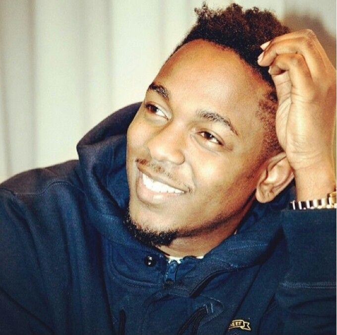 Kendrick Lamar is so cute, it hurts