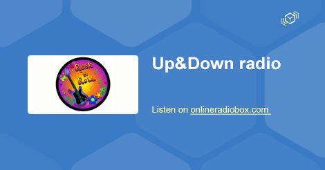 Hallgass Up&Down radio onlineMa: A 80-as évek zenéi szólnak az Up&Down rádióban. Today:80's hits in the Up&Down radio.