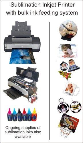 sublimation inkjet printer