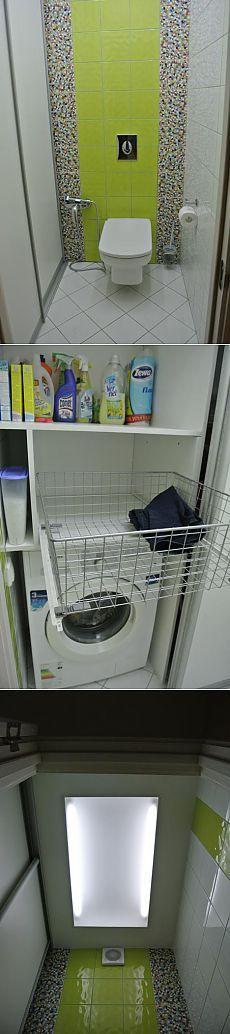 Туалет + шкафчик для Золушки | Твой Ремонт!!!