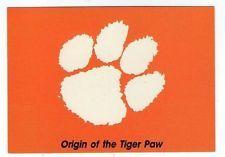 SC Clemson - Tigers Paw, University  UV College