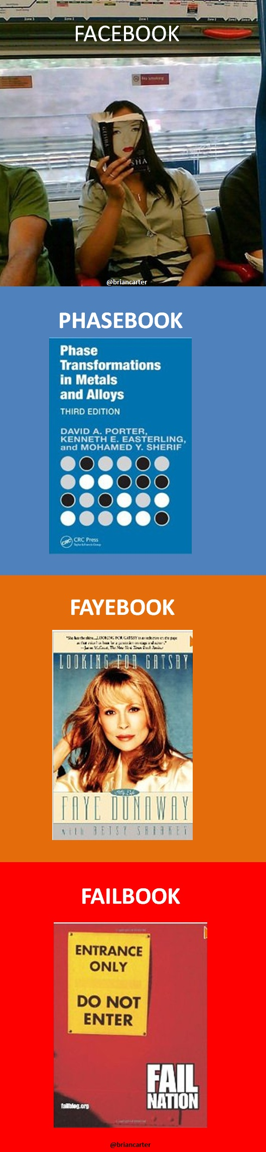 Facebook(s)