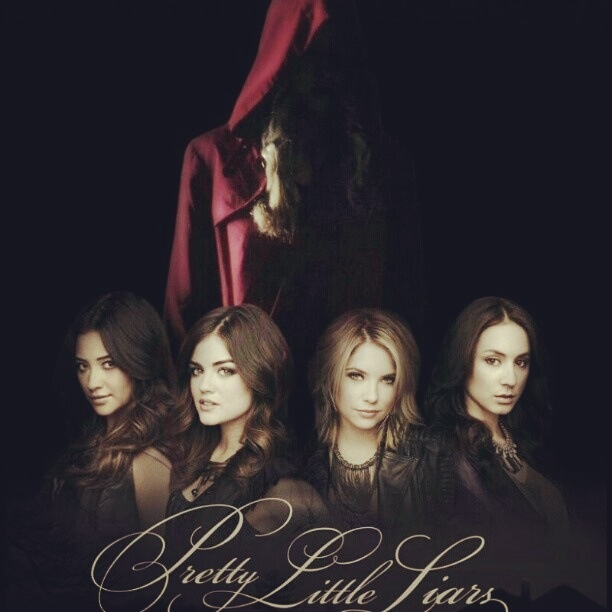 RedCoat and pretty litle Liars